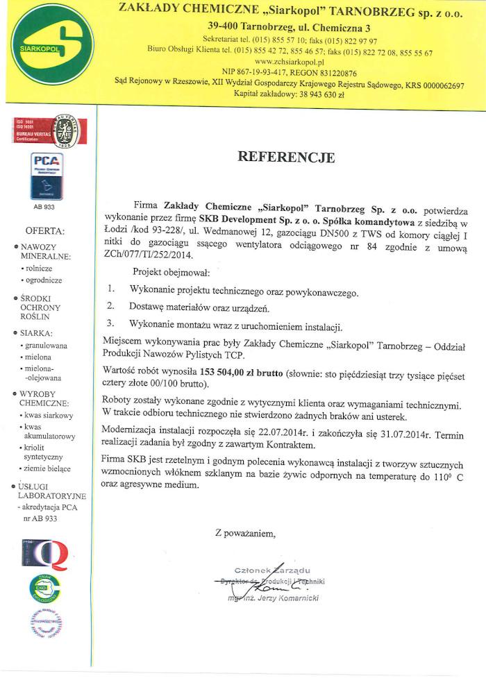 reference Siarkopol